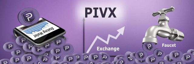 Top PIVX Coin Faucets, Exchanges, and StakingWallets
