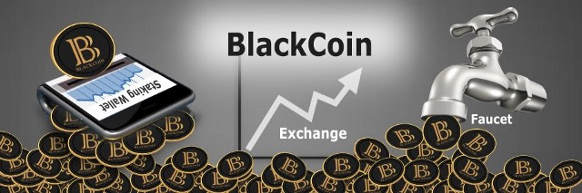 Top BlackCoin (BLK) Faucets, Exchanges, and StakingWallets