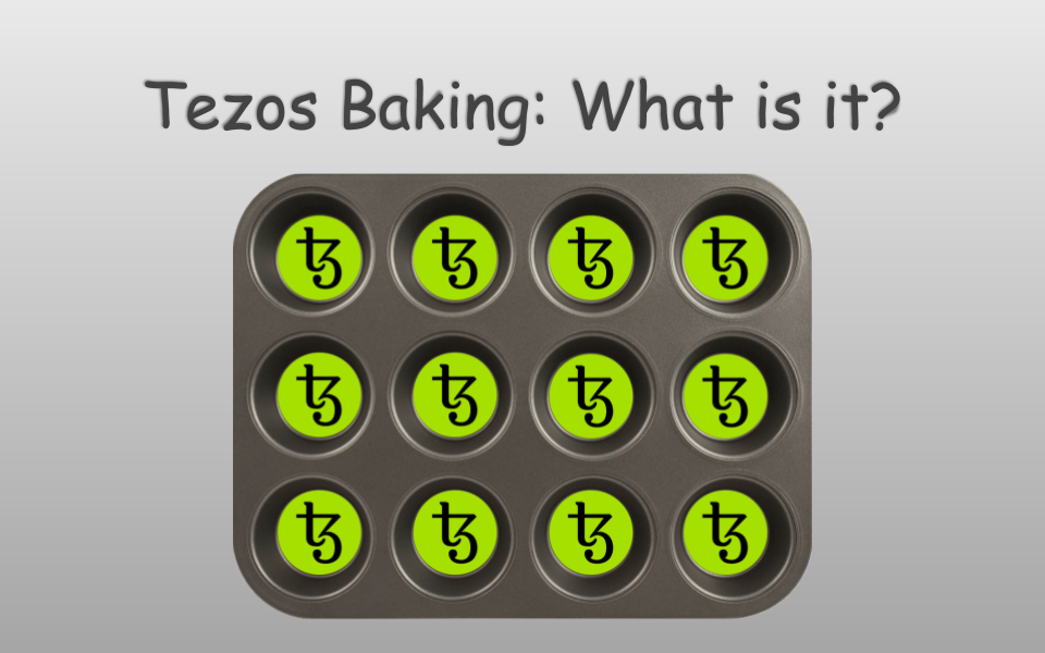 Tezos Baking - Staking Tezos article featured imange on TopStaking.com